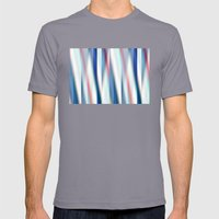 Ambient #12 Mens Fitted Tee Slate SMALL