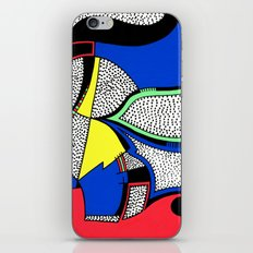 Print #8 iPhone & iPod Skin