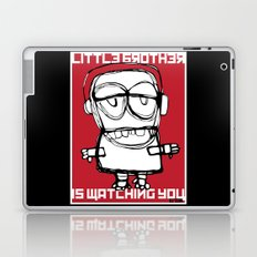Little Brother is Watching You. Laptop & iPad Skin