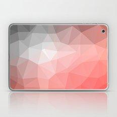 Polygonal background Laptop & iPad Skin
