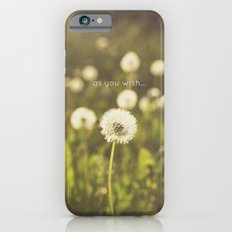 As you wish... Slim Case iPhone 6s