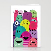 Pile Of Awesome Stationery Cards