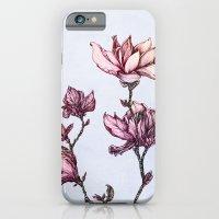 Spring Magnolias iPhone 6 Slim Case