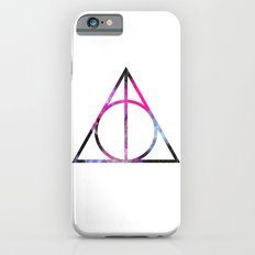 The Deathly Space Hallows iPhone 6s Slim Case