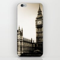 Big Ben And The Houses O… iPhone & iPod Skin