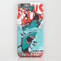 iPhone Cases featuring Jaws by Tshirt-Factory