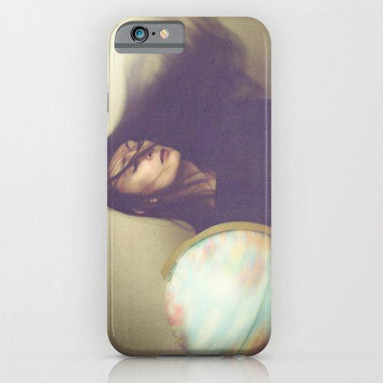 how time flies iPhone & iPod Case