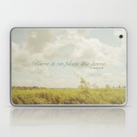 There Is No Place Like H… Laptop & iPad Skin