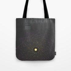 Blender experiment no.6 Tote Bag