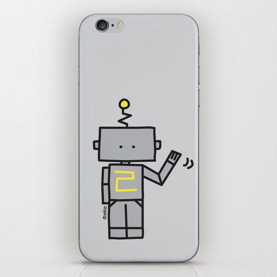 Future iPhone & iPod Skin