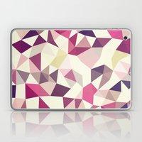 Rose Garden Tris Laptop & iPad Skin