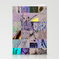 The World From My Comput… Stationery Cards