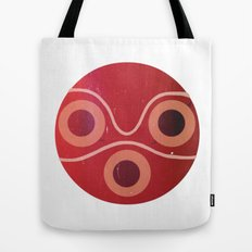 Mask of Mononoke Tote Bag