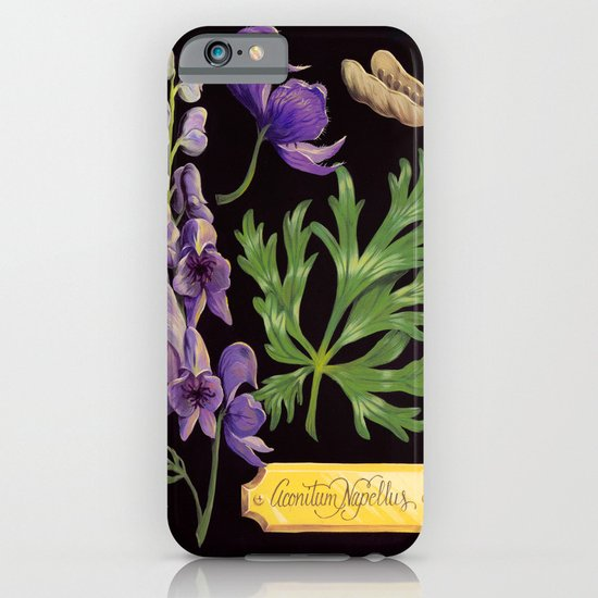 Wolfsbane iPhone & iPod Case