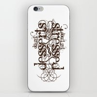 Don't Get Stressed. Do G… iPhone & iPod Skin