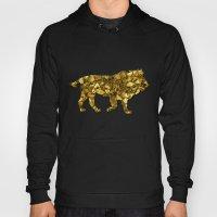 Animal Mosaic - The Lion Hoody