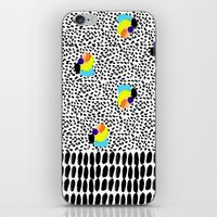 Tropical Abstract iPhone & iPod Skin