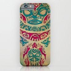 H tattoo Slim Case iPhone 6s