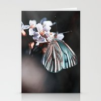 butterfly #2 Stationery Cards