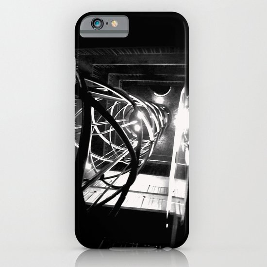 Old Town Elevator iPhone & iPod Case