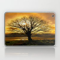 Tree of Fire Laptop & iPad Skin