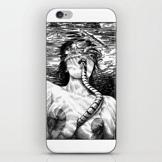Apollonia Saintclair 509 - 20140718 La morsure salée (The salty bite)  Second version iPhone & iPod Skin