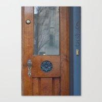 Doors 2 Canvas Print