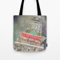 Chukuang House Tote Bag