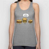Burger Bullies Unisex Tank Top