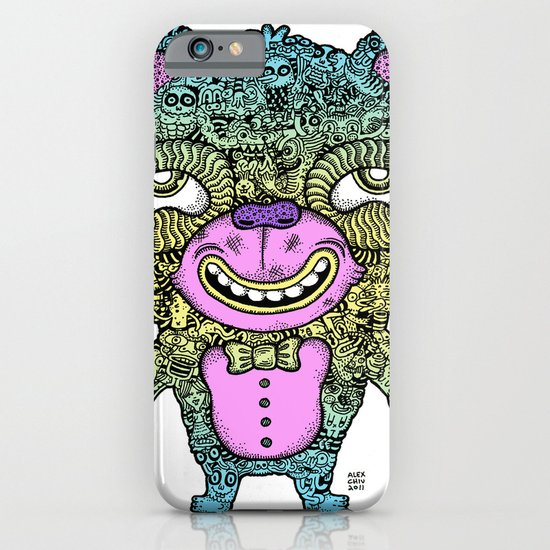 Teddy Bear iPhone & iPod Case