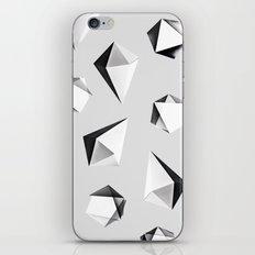 Origami #5 iPhone & iPod Skin