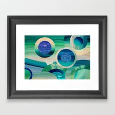 SEA-NCHRONICITY 2 Framed Art Print