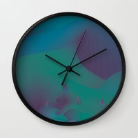 the 11 trees for x'mas this year Wall Clock