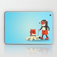 Deeryk And DaPet Laptop & iPad Skin