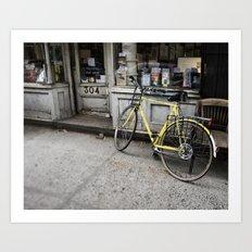 Greenwich Village, New York Art Print