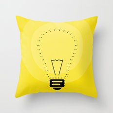 Join your Ideas Throw Pillow