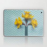 Trio Yellow Laptop & iPad Skin