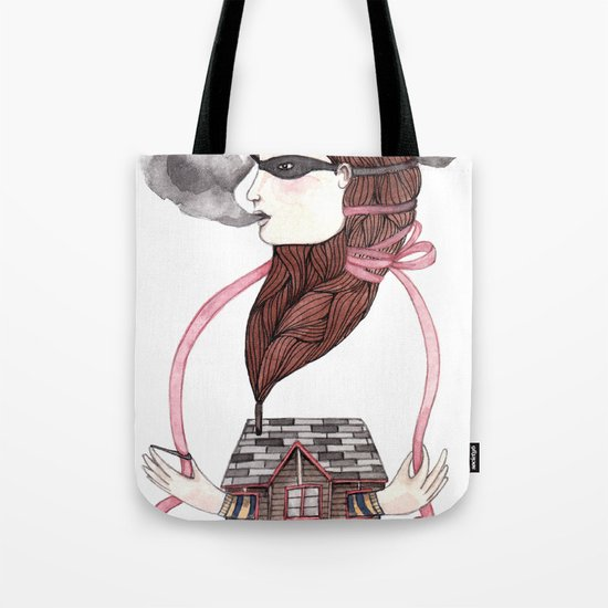 Little Smokes Tote Bag