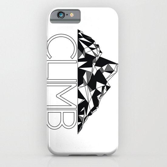 Climb iPhone & iPod Case