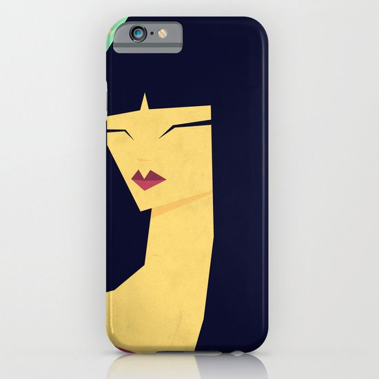 cute girl iPhone & iPod Case