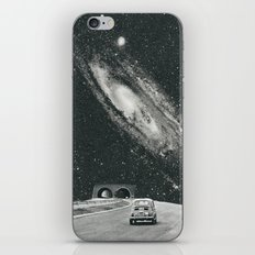 Circonvallazione nord iPhone & iPod Skin