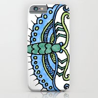 iPhone & iPod Case featuring Butterfly by penina