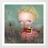 Andrew Art Print