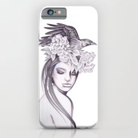 Raven Moon iPhone 6 Slim Case