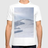 The Top Mens Fitted Tee White SMALL