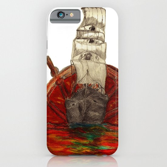 Steering into a new setting iPhone & iPod Case