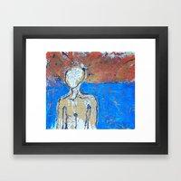 M(revolting)an Anonymous Framed Art Print