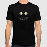 Fish Mens Fitted Tee Black SMALL