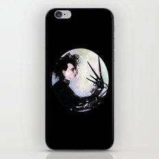 Edward Scissorhands: The story of an uncommonly gentle man. iPhone & iPod Skin