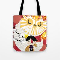 Puss in Boots Tote Bag